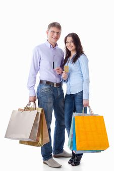 Free Shopping Stock Photography - 19461352