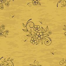 Free Seamless Pattern. Stock Images - 19461824