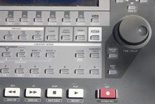 Free Digital Audio Mixer Stock Photo - 19463370