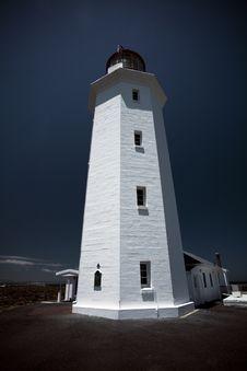 Free Slangkop Lighthouse Stock Image - 19463511