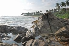 Free Gall Seafront,Sri Lanka Stock Image - 19463551