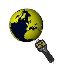 Free Earth And Radioactivity Stock Images - 19464014