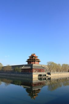 Forbidden City China Royalty Free Stock Photos