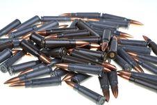 Free AK 47 Ammo With Mag Stock Photos - 19464393
