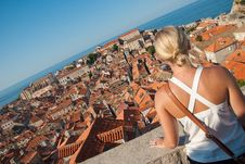 Free Dubrovnik Croatia Stock Images - 19465634