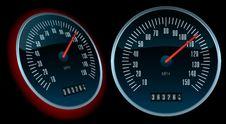 Free Speedometer Stock Image - 19466481
