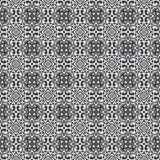 Free Seamless Damask Pattern Royalty Free Stock Images - 19467089