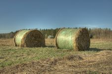 Free Hay Bales Stock Photos - 19467583