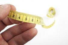 Free Measuring Tape Stock Photo - 19468440