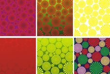 Free Summer Blur Pattern Stock Photos - 19469293