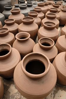 Free Pottery Stock Photo - 19469920