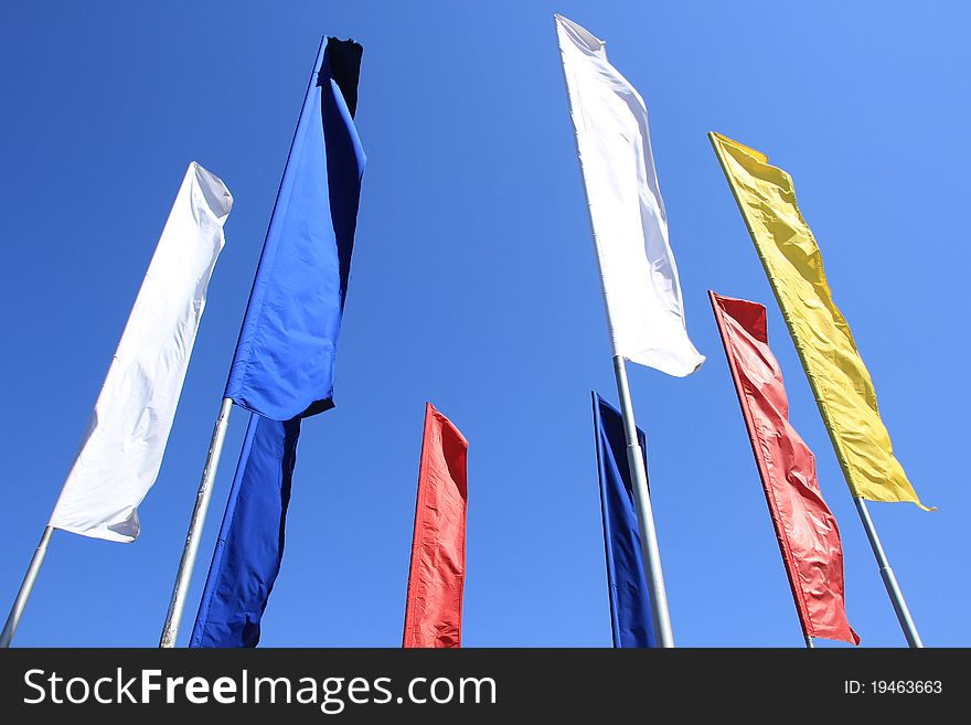 May Day flags
