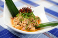 Free Spicy Pork - Thaifood Royalty Free Stock Images - 19471909