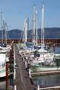 Free Fishing Boats & Small Yachts In A Marina. Stock Photos - 19473093