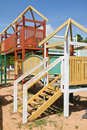 Free Colorful Playground Royalty Free Stock Image - 19473746