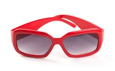 Free Sunglasess Red Royalty Free Stock Photo - 19470635
