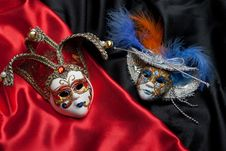 Free Venetian Mask Stock Photos - 19470643