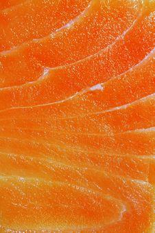 Salmon Seshimi Stock Image