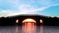 Free Bridge Stock Image - 19472101