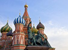 Free St. Basil S Cathedral Royalty Free Stock Image - 19472446