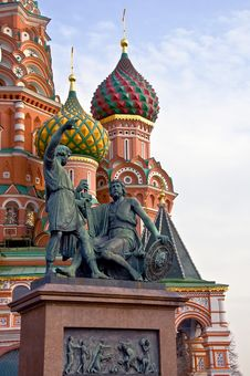 Free St. Basil S Cathedral Royalty Free Stock Images - 19472469
