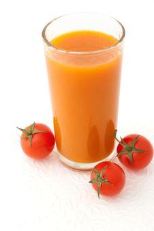 Free Fresh Vegetable Juice Stock Photos - 19472523