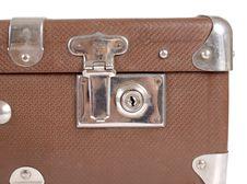 Free Lock Suitcase Stock Photos - 19472793