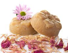 Handmade Soap. Royalty Free Stock Image