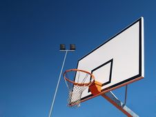 Free Basketball Board Stock Photography - 19474082