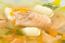 Free Salmon Soup Stock Photos - 19475593