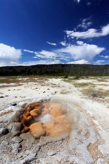 Free Yellowstone National Park Stock Images - 19475634