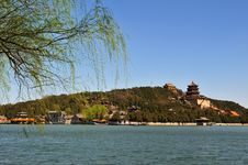 Free Summer Palace Royalty Free Stock Image - 19476356