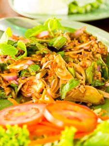 Free Thai Spicy Food Royalty Free Stock Image - 19476726