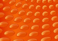 Free Abstract Orange Background. Royalty Free Stock Image - 19476896