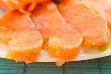 Free Salted Salmon Stock Photo - 19477160