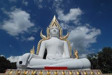 Free Statue Of Buddha Royalty Free Stock Photos - 19477848