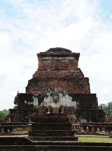 Sukhothai Historical Park Stock Photography