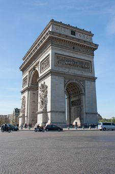 Free Arc De Triomphe Stock Images - 19478664