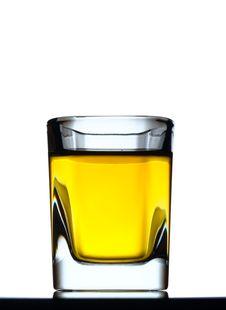 Free Whisky Shot Stock Image - 19478781