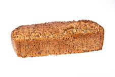 Free Sliced Loaf Of Seeded Bread Royalty Free Stock Images - 19479459