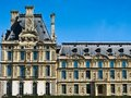 Free Beautiful View Of Louvre Palace In Paris Royalty Free Stock Image - 19486746