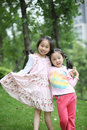 Free Sisters Royalty Free Stock Image - 19487186
