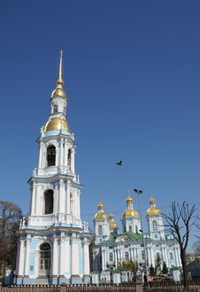 Free Naval Cathedral Of St. Nicholas Stock Photography - 19480372