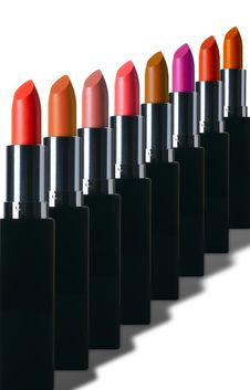 Free Lipsticks Stock Photo - 19480460