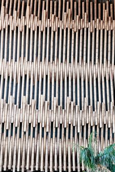 Free Construction Of Wooden Pales Stock Photography - 19480802