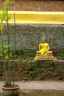 Free Stillife With Buddha Royalty Free Stock Images - 19480929