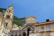 Free Amalfi Cathedral Stock Photo - 19481240