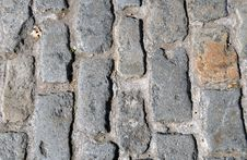Free Close Up Cobble Stones Stock Photography - 19481372