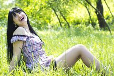 Free Beautiful Smiling Woman Stock Images - 19482194