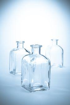 Bottles Royalty Free Stock Image